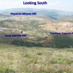 Santa Gabriela Mine/Pequenos Mineros Mill/Capstone Cozamin Mine Mill