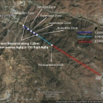 Defiance Silver Project Concessions: Almaden to Property Boundary Claims